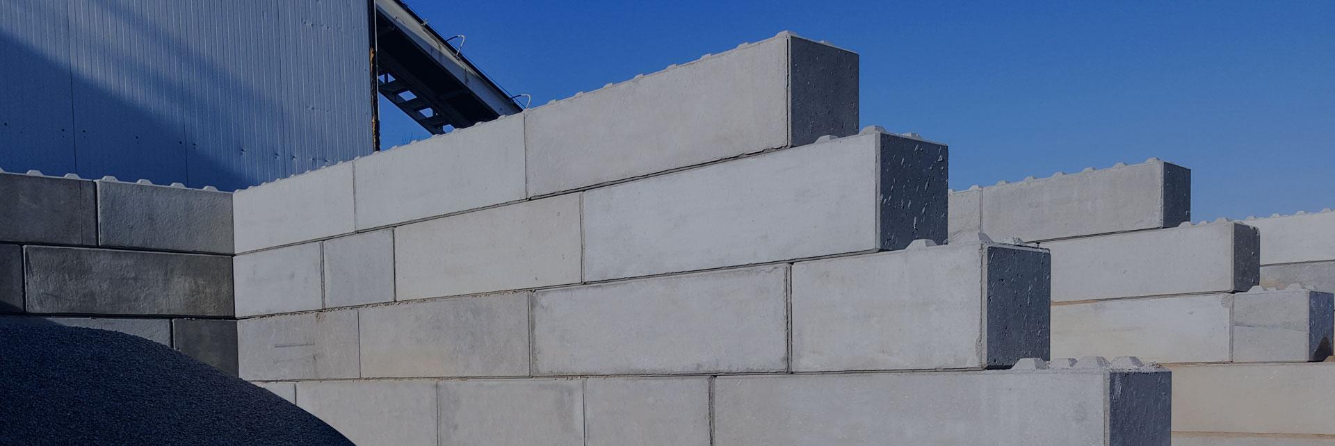 """""""Lego"""" w wersji betonowej – 5 zalet beton bloków dla każdej inwestycji"""