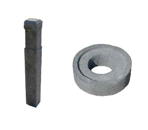 Elementy betonowe z Białegostoku