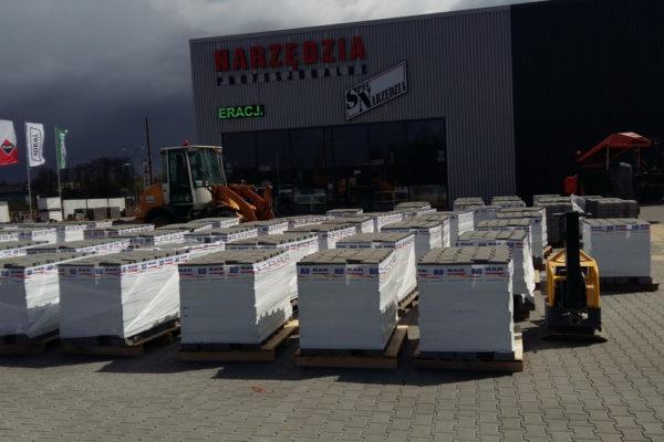 Duże ilości kostki brukowej Białystok