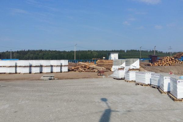 Tartak w Białymstoku i wyroby betonowe