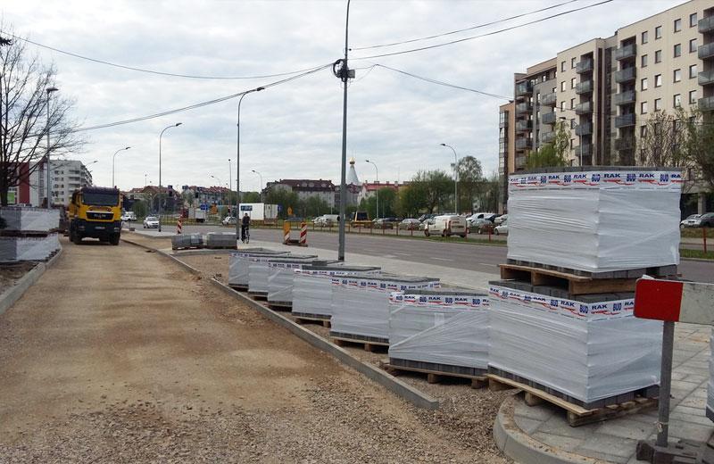 Realizacje zlecane przez Zarząd Dróg Miejskich w Białymstoku