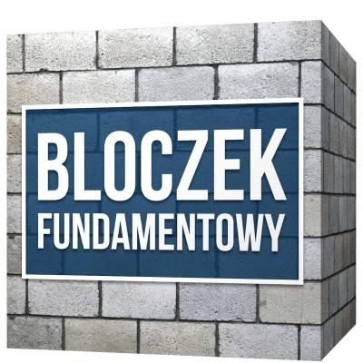 Bloczek betonowy fundamentowy Białystok