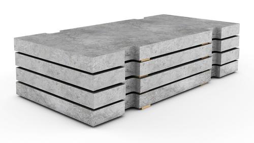 Szerokie płyty betonowe z Białegostoku
