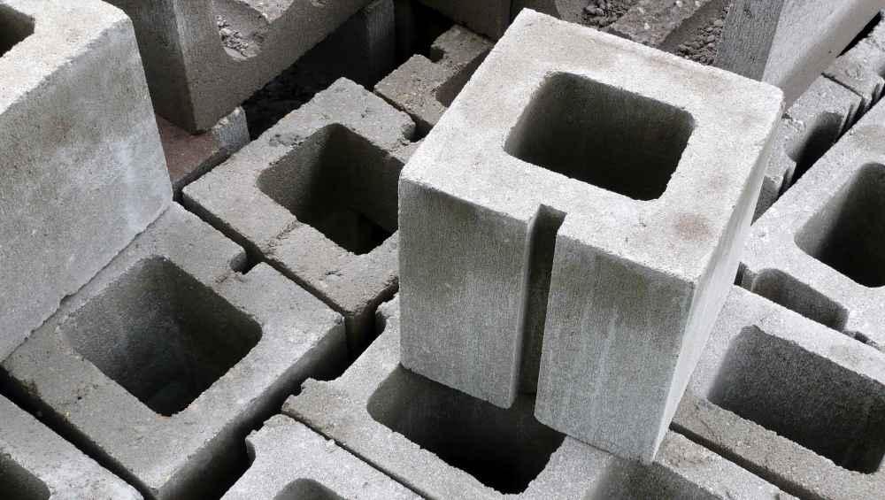 Przykład beton bloków Białystok