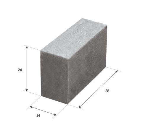 Bardzo dobry Bloczek fundamentowy - RAK-BUD Białystok - bloczki z betonu FV37