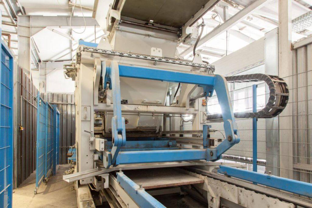 Produkcja betonuu towarowego